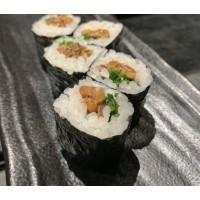 Maki Natto (pasta de soja fermentada)