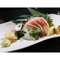 Sashimi Pez Limón (Hamachi)