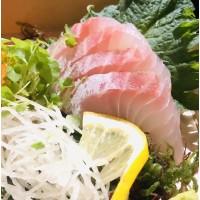 Sashimi Pescado Blanco Del Día