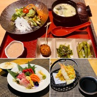 Menú Sashimi