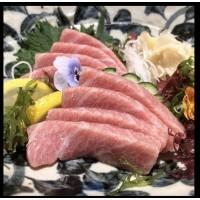 Sashimi Toro (Ventresca de atún)